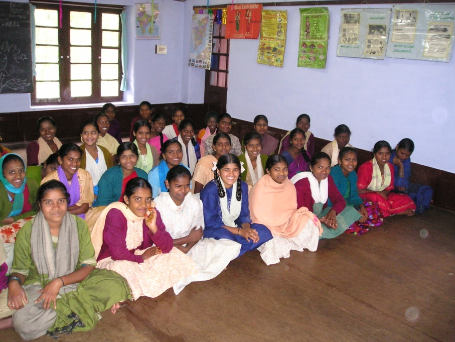 A Class of Grihinis Sponsored by Friends of Grihini