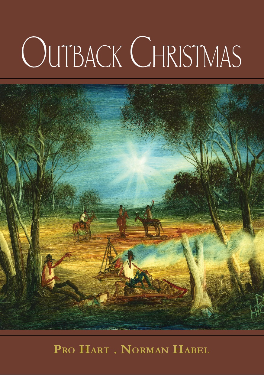 Outback Christmas Cover